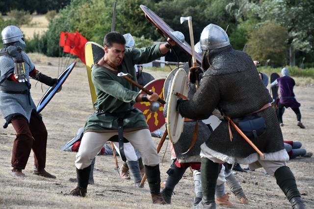 Batalla de Atapuerca - Atapuerca (Burgos) open