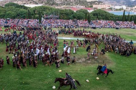 Carthagineses y Romanos - Cartagena (Región de Murcia) open