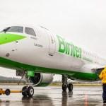 binter Embraer E1495-E2
