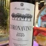 vino coronavirus