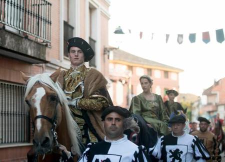 Mojados, corazón de un Imperio - Mojados (Valladolid) open