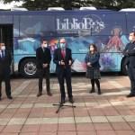La Diputación de Salamanca adquiere un nuevo bibliobús