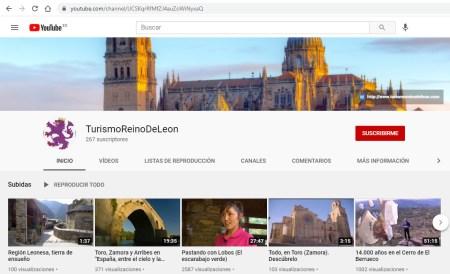 Turismo Reino de León cumple 10 años