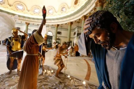 Escenas de la Pasión. Misterios de Sevilla