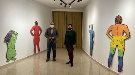 Cuerpos versus cuerpos', de Yaircel Robledo