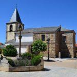 Iglesia San Salvador, Rabanales de Aliste