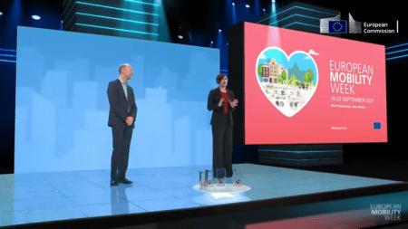 premio europeo a la movilidad sostenible