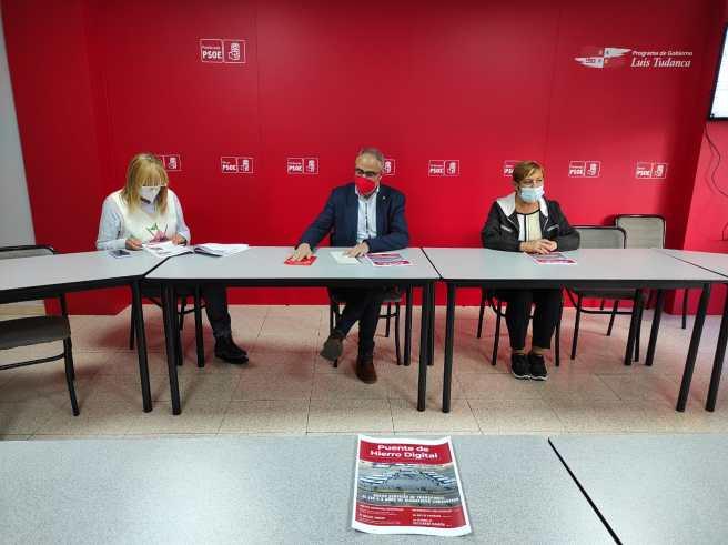 Presentación Revista Puente de Hierro GMS- PSOE Ponferrada