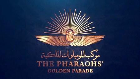 the pharaoh's golden parade open