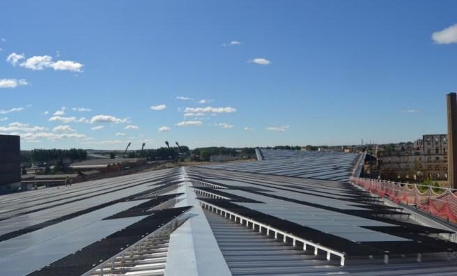 paneles fotovoltaicos palacio exposiciones