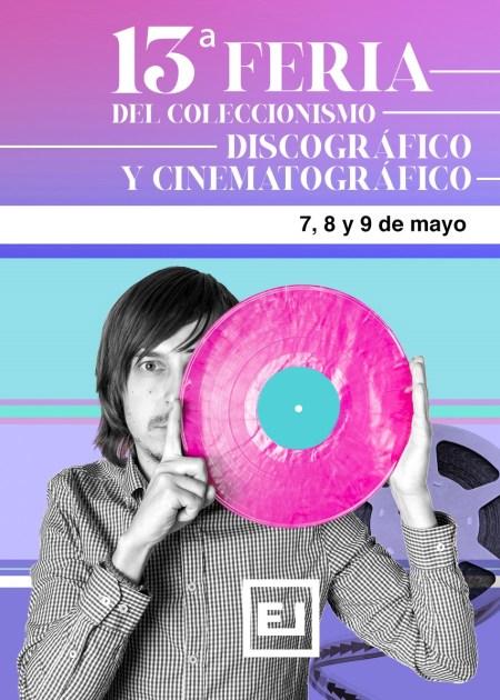 Feria de Coleccionismo Discográfico
