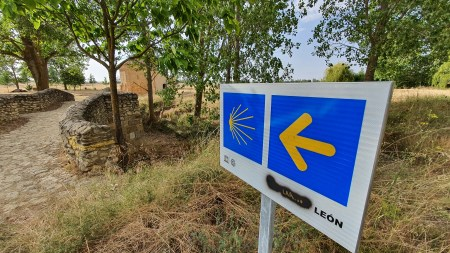 camino santiago sahagún