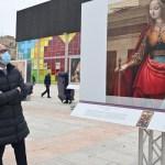 exposición 'El Museo del Prado en las Calles' Salamanca