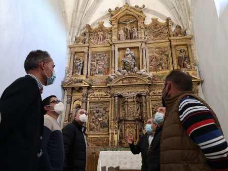 programa de apertura de monumentos del Patronato de Turismo de Zamora