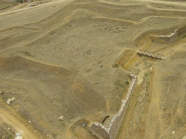 Fuerte de San Carlos Carbajales_de_Alba