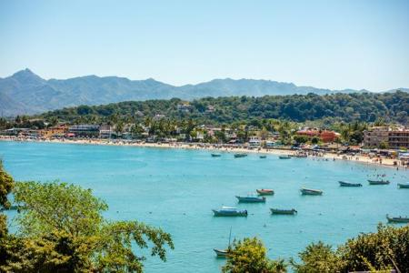 Rincón de Guayabitos, en la Riviera Nayarit,