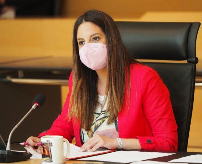 procuradora Nuria Rubio