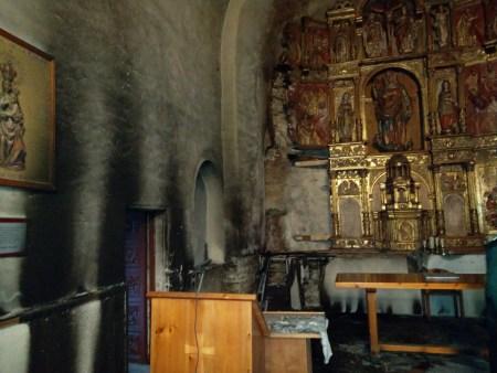 bomberos iglesia de Balboa