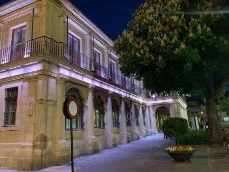 iluminación San Marcelo
