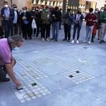 Homenaje a los 23 zamoranos deportados en los campos de concentración nazis
