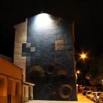Ayuntamiento de Zamora ilumina los principales murales de la ciudad