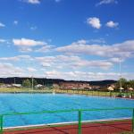 piscinas villaquilambre