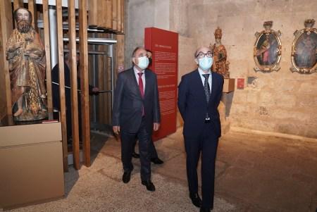 Inauguración del Museo Territorial 'Campos del Renacimiento'