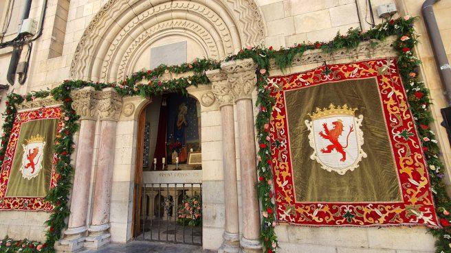 capilla del Cristo de la Victoria
