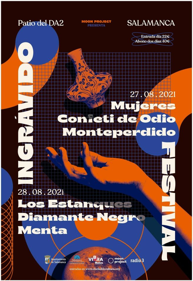 Patio del DA2 acogerá el festival de música indie 'Ingrávido'