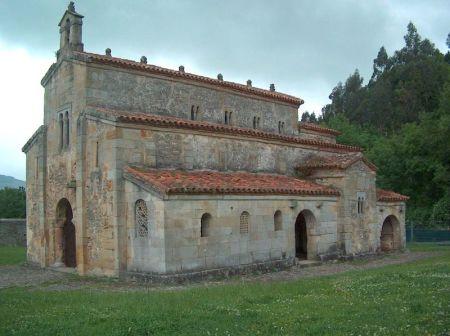Iglesia de San Salvador de Valdediós,