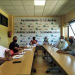 San Andrés del Rabanedo establecerá lazos de colaboración con las asociaciones de Amigos del Camino de Künig
