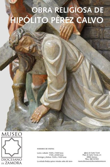 Exposición temporal Obra religiosa de Hipólito Pérez Calvo