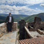 La Diputación recupera nuevas zonas del castillo de Sarracín