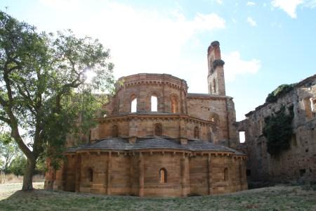 Monasterio de Santa María de Moreruela.