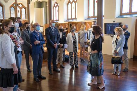 Casa Botines reabre y hace oficial su candidatura a Museo Europeo del Año