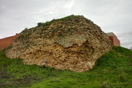 Castillo de Castronuevo de los Arcos