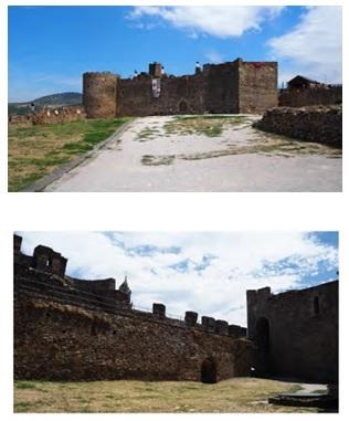 castillo viejo de ponferrada