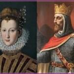 constanza de borgoña y Alfonso VI