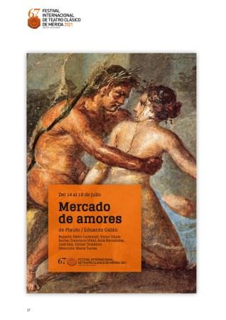 67ª Edición del Festival Internacional de Teatro Clásico de Mérida