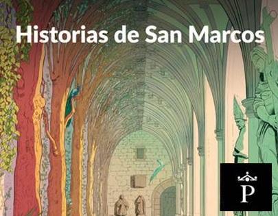 Paradores lanza su primer podcast para divulgar la historia del Hostal de San Marcos de León