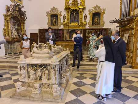 Convento de Sancti Spiritus de Toro