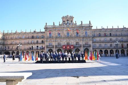 Pedro Sánchez preside la XXIV Conferencia de Presidentes