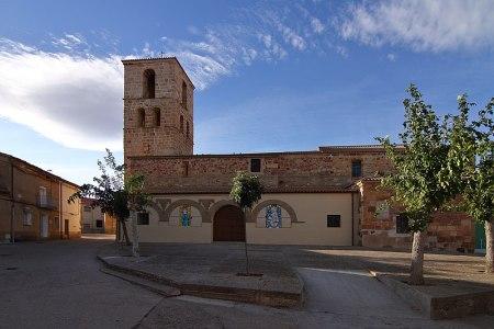 Cubillos,_Iglesia_de_la_Asunción,_fachada_sureste,_01
