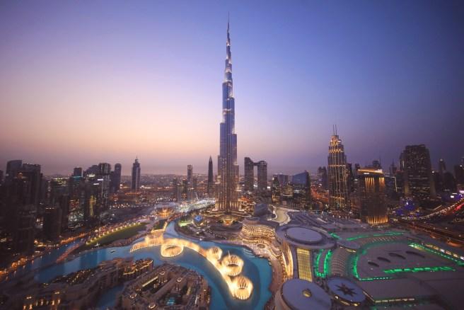Burj Khalifa DUBAI marco.agency