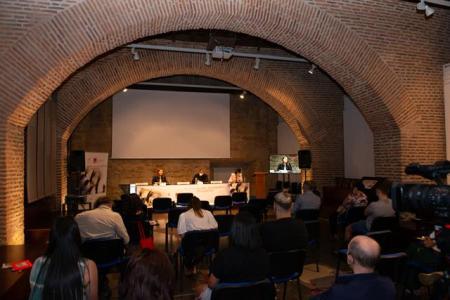 """Conferencia """"La Europa que queremos: El futuro del audiovisual español en Europa"""""""