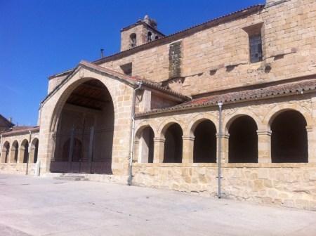 Iglesia parroquial de la Magdalena Corrales del Vino