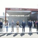 nueva estación de Sanabria AV
