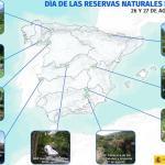 8 Reservas Naturales Fluviales declaradas