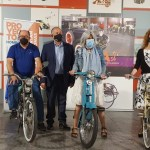 Segundo Raid Solidario en ciclomotor de Proyecto Hombre Salamanca