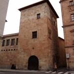 Torre de los Anaya en Salamanca